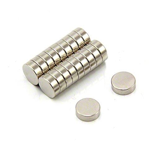Magnet Experten F327Autolufterfrischer, '– 400N42Neodym-Magnet (400Stück)