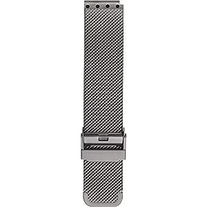 BERING Unisex Erwachsene Edelstahl Uhrenarmband PT-15540-BMTX