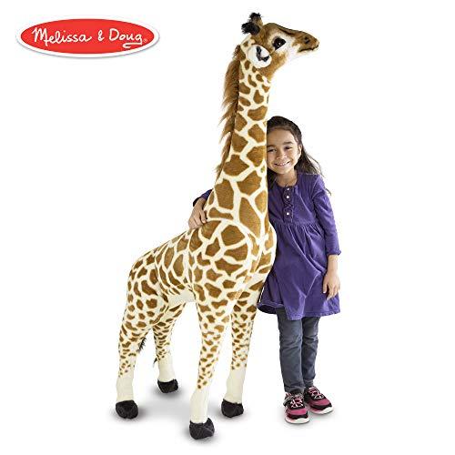 Melissa & Doug - Melissa and Doug-Giraffe-Plüsch