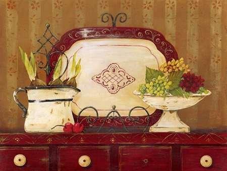 Armoire à épices par MOULTON, JO–Fine Art Print Disponible sur