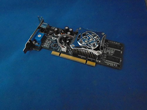 NVIDIA GeForce FX5200128MB PCI Grafikkarte Low Profile