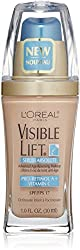 LOreal Visible Lift Serum Absolute Advanced Age-Reversing Makeup, Soft Ivory 1 oz (Pack of 2)