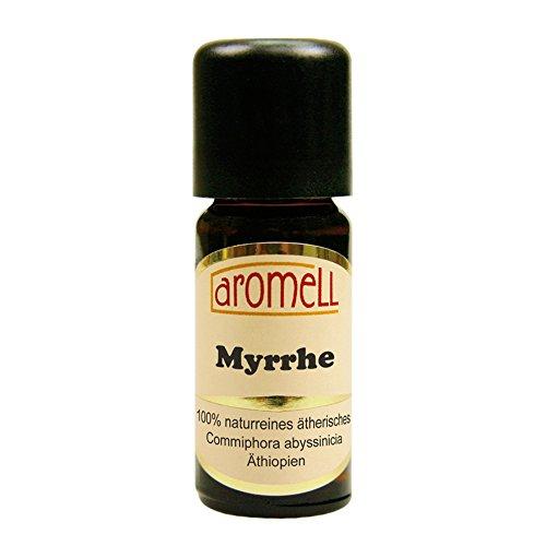 Myrrhe-duft-Öl (Myrrhe - 100% naturreines, ätherisches Öl aus Äthiopien, 10 ml)