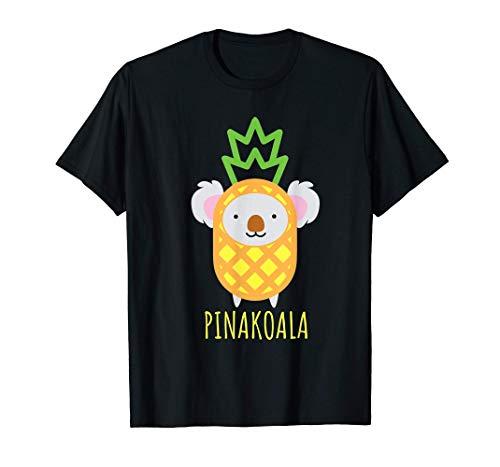 Lustige Tee-small Black T-shirt (MMD-men's t-shirt Soft Lustige Koalabär Geschenk Pina Colada Herren Hip Hop Outfit Cool Tank Tops Schwarz Grau Tees Tops Comfortable (Color : Black, Size : S))