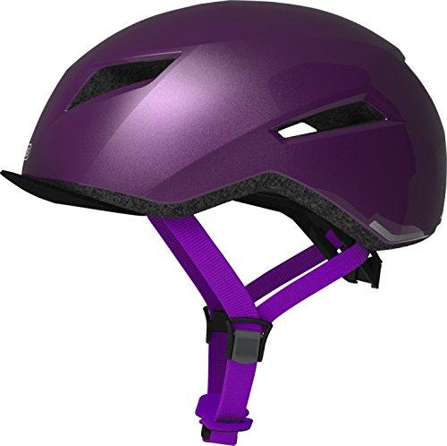 Abus Yadd-I Fahrradhelm, Brilliant Purple, M