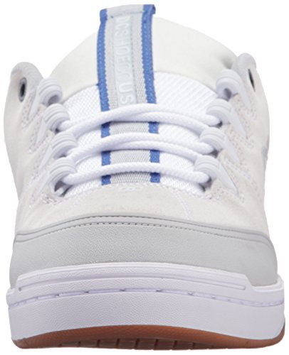 DC Syntaxe Chaussures de skate pour hommes White/navy