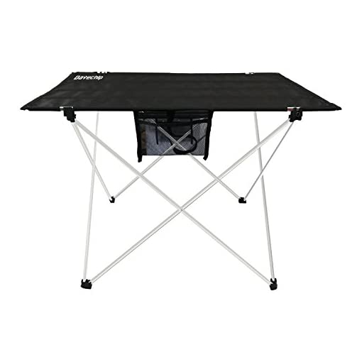Tavoli Da Campeggio In Alluminio Pieghevoli.Datechip Tavolo Da Campeggio Pieghevole Portatile Leggero Pieghevole