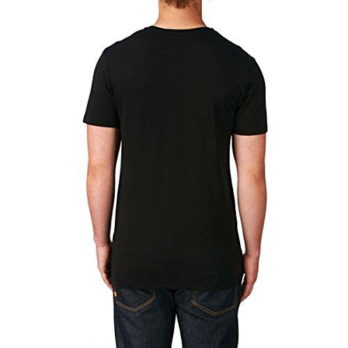 Herren T-Shirt Volcom Forecast T-Shirt Black