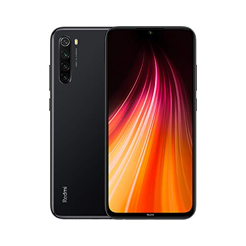 Xiaomi Redmi Note 8 CUERPO Dimensiones: 158.3 x 75.3 x 8.4 mm (6.23 x 2.96 x 0.33 in) Peso: 190 (6.70 oz) Construir vidrio frontal, cuerpo de plástico SIM Dual: SIM (Nano-SIM, doble modo de espera) PLATAFORMA SO: Android 9.0 (Pie); MIUI 10 Conjunto d...