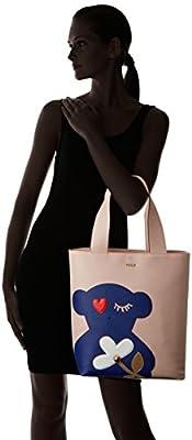 Tous Shopping Pacth Art, Shopper para Mujer, 14x32x28 cm (W x H x L) de Tous