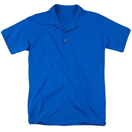 Rocky Herren Poloshirt Königsblau