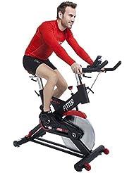 Fytter Bicicleta Estática Rider Ri-08R Rojo / Negro