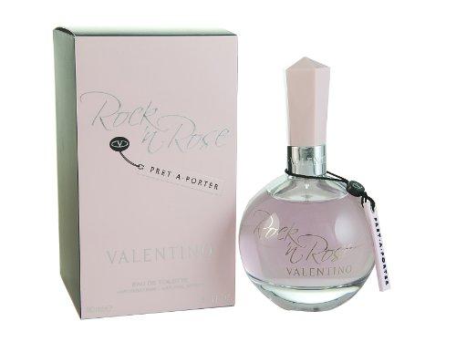 Valentino Rock N Rose Pret A Porter Eau De Toilette Spray for Women 90ml