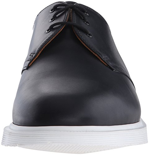 Dr.Martens Mens Torriano Brando Leather Shoes Schwarz
