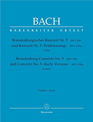 Brandenburgisches Konzert D-dur BWV 1050...