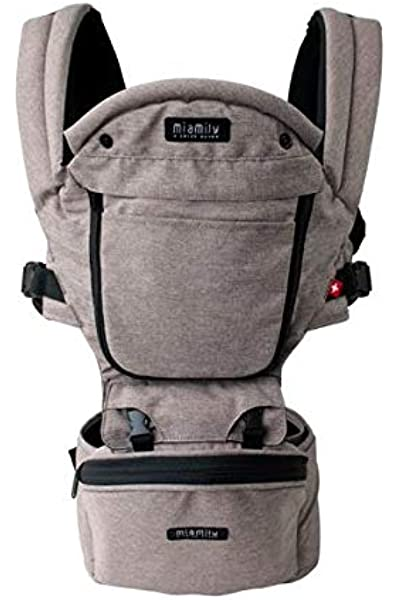 HIPSTER/™ Plus 3D Baby Carrier Dark Blue