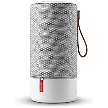 Libratone Zipp Wireless Speaker with Bluetooth, Wi-Fi, Airplay 2, Spotify Connect and Internet Radio - Cloudy Grey