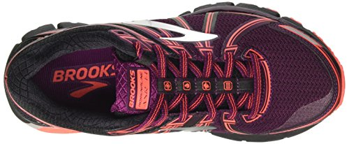 Brooks Damen Adrenaline ASR 14 Laufschuhe Mehrfarbig (Blackebonypickledbeet 1b046)