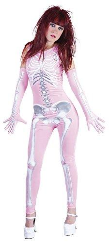 m MS. Bones, Gr. Teen, Rosa (Rubie 's Spain s8261) ()