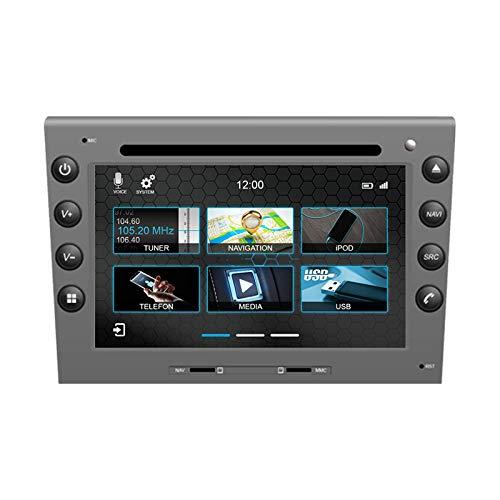 DYNAVIN N7-PSs Autoradio Navigationsgerät für Porsche Boxster, Cayman, 911, Carrera