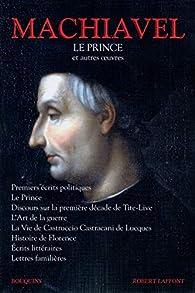 le livre le prince de machiavel