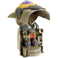 Giochi Preziosi 70154191 Huntik - Figura de Metagolem (8 cm) con lanzador