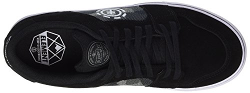 Element Heatley Black Camo, Chaussures Multisport Outdoor Homme Mehrfarbig (Black Camo)
