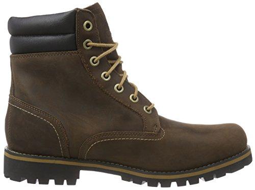 Timberland Ek Rugged Wp Ftm_foraker 6 In Wp Boot, Bottes homme Marron (dark Brown)