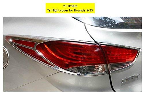 omtec, coda Lampada Cornice Set Adatto per Hyundai ix352013+ yt-hy003
