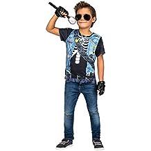 Amazon.es: disfraz rockero niño