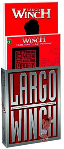 Largo Winch 16 - FOURREAU LARGO WINCH (T.15 +
