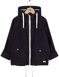 Parka London Margot Lightweight Jacket In Navy