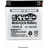 Kyoto - Batería moto YB30L-B / CB30L-B 12V 30Ah - Batería(s)