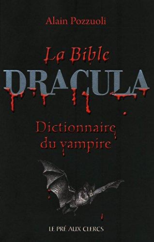 LA BIBLE DRACULA