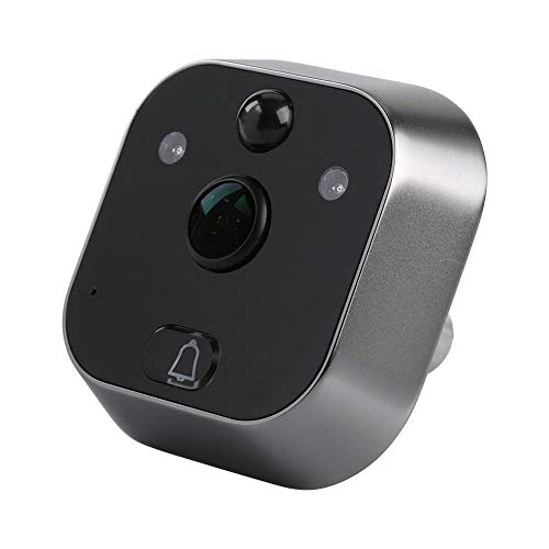 UNOKS 5-Inch High-Definition-Wide-Angle Intelligent Electronic Cat Eye Motion Detection kommt mit Memory Built-In Large-Capacity Batterie Intelligente Motion-detection