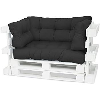 Valoreitalia cuscino per bancale divano pallet 80x120 for Cuscini 80x120
