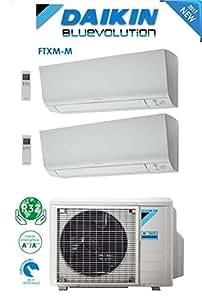 Climatizzatore condizionatore dual split inverter daikin for Climatizzatori amazon