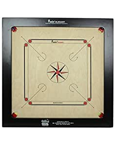 Precise Bulldog 24MM Elegant Carrom Boards