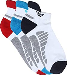 Red Tape Mens Self Design Ankle Length Socks
