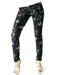 Please - Jeans - Femme Multicolore multicolore