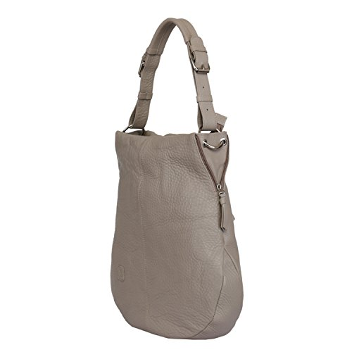 Walletsnbags Leather Suede Sac Ladies Handbag (FREE LEATHER GENTS WALLET)  available at amazon for Rs.1999