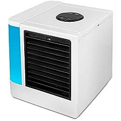 Climatiseur Domestique Portable, Climatiseur Mini Ventilateur De Bureau USB, Refroidisseur De Glace