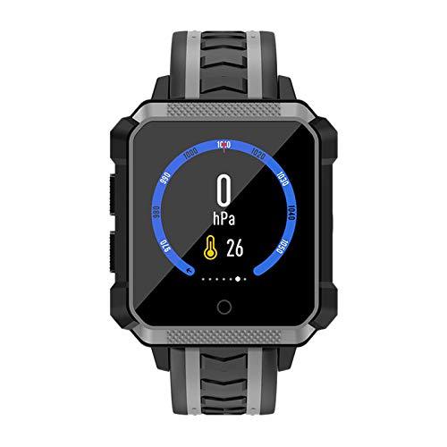 TOOGOO H7 Smartwatch Android 6.0 MTK 6737 1GB 8GB 600 MAh Frecuencia CardíAca GPS WiFi Frecuencia CardíAca Reloj Inteligente NeumáTico Reloj Inteligente