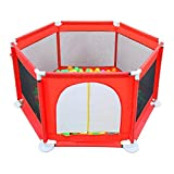 Adenlbahr Tente De Jeu,Baby/Kids Playpen Ball Pit Pool Indoor Et Outdoor avec Toddler...