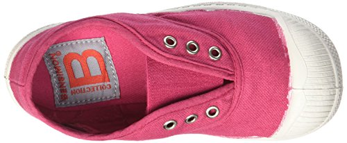 Bensimon E15149c158, Baskets Basses Mixte Enfant Rose (468 Rose Vif)