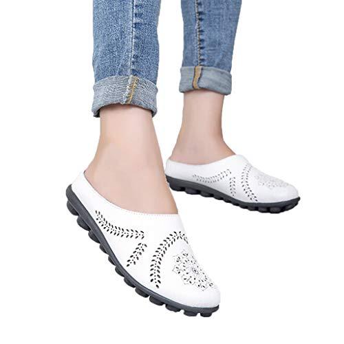 Sportive Scarpe Sneakers da Lavoro - Donna,Damark (TM) Pantofole da Donna Estate Sandali Singoli da Donna Sandali Morbidi Scarpe da Spiaggia morbide Casuale Scarpe Running estive