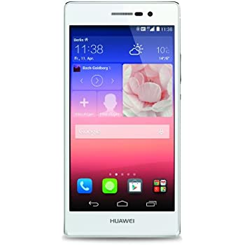 Huawei Ascend P7 - Smartphone libre Android (pantalla 5