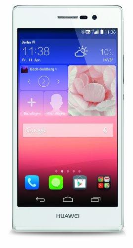 Huawei Ascend P7 Smartphone, 16 GB, Bianco