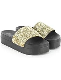 Sandali marroni per donna Koala Bay kbcOKTcAS