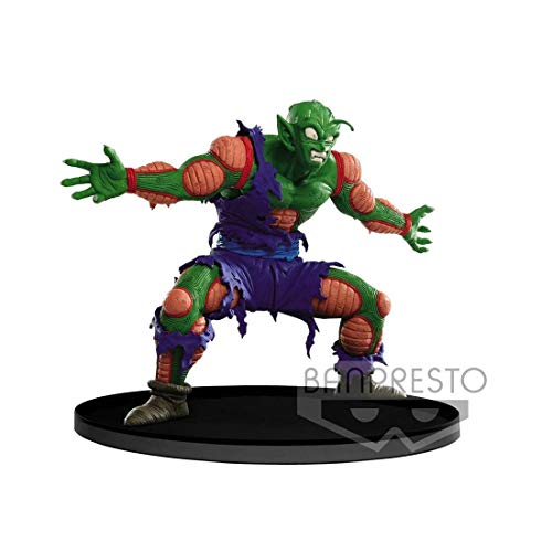 Banpresto 26245 – Dragon Ball Z Figura de Piccolo Scultures Big Budoukai 7 Vol. 6 Figure Collection, 12 cm.